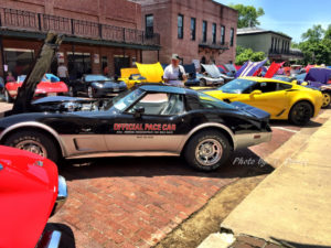 East Texas Corvette Show 2016