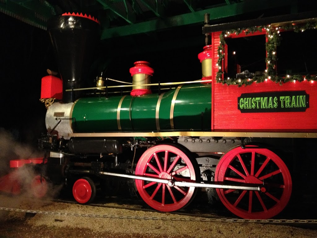 Texas Christmas Train Ride Jefferson Texas