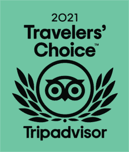 Trip Advisor 2021 Award