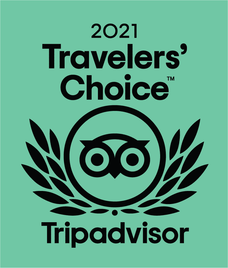 Trip Advisor 2020 Award