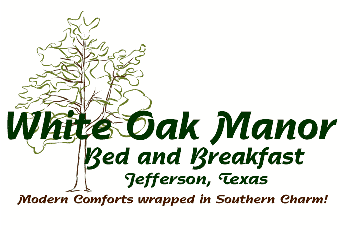 White Oak Manor Bed and Breakfast Logo