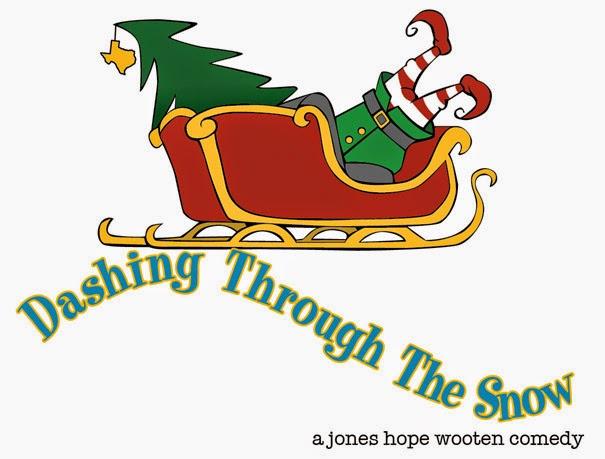 Dashing Through the Snow Logo