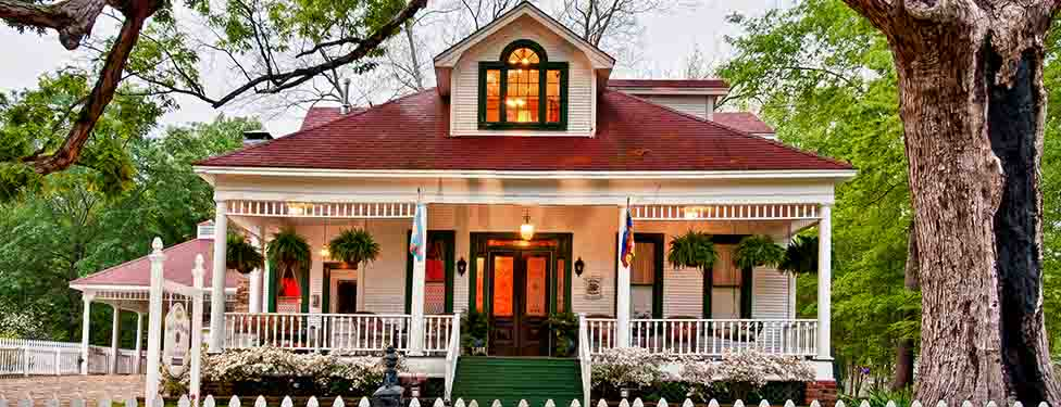 White Oak Manor Bed And Breakfast: Jefferson Texas