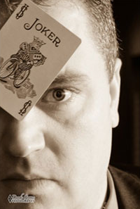 Magician Rob Jenkins